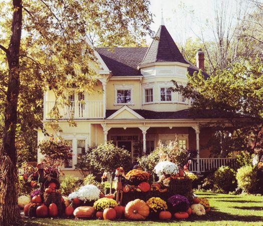 Home and Country October 2007 via Dress Design & Decor