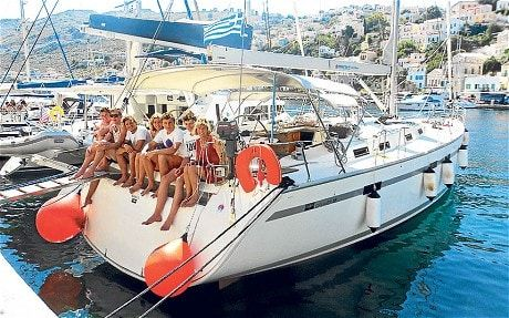Sailing in Greece: Dodecanese islands - Telegraph