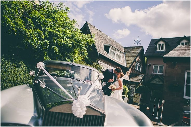 Alderley Edge Hotel Wedding Photographs - Anna and Mark | Jonny Draper Blog