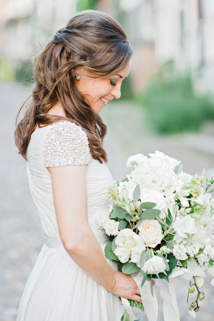 90 best Wedding hair & makeup images on Pinterest | Hair dos ...