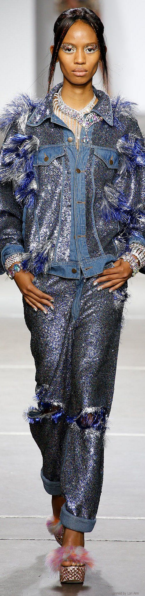 Ashish Spring 2015 | The House of Beccaria#