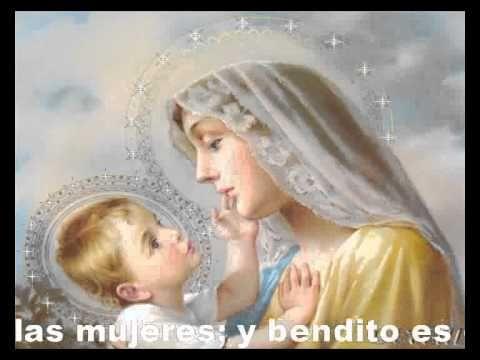 Recemos el Rosario-Miercoles y Domingos-(Misterios Gloriosos). completo - YouTube
