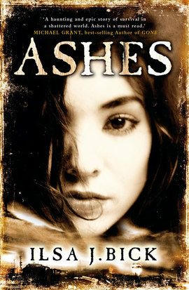 Ashes(Paperback):9780857382627  or this for Ashleigh at £2.99