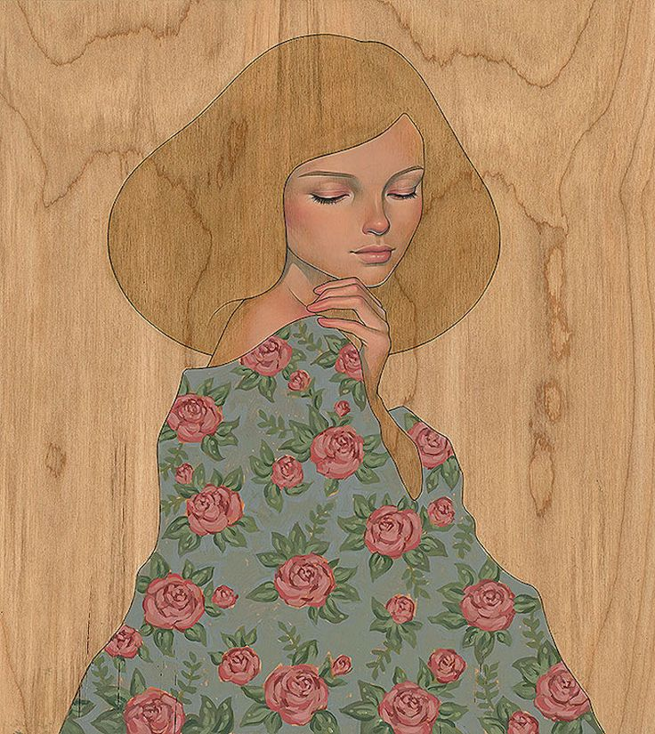 """It's been over two years since my last solo, and honestly it's been a tough road."" –Audrey Kawasaki's Art"