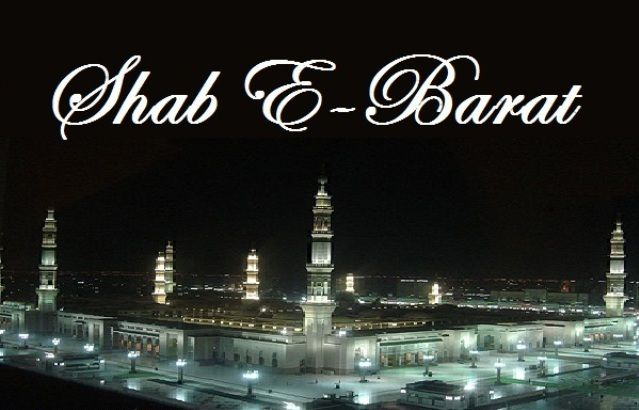 happy shab e barat to all muslims