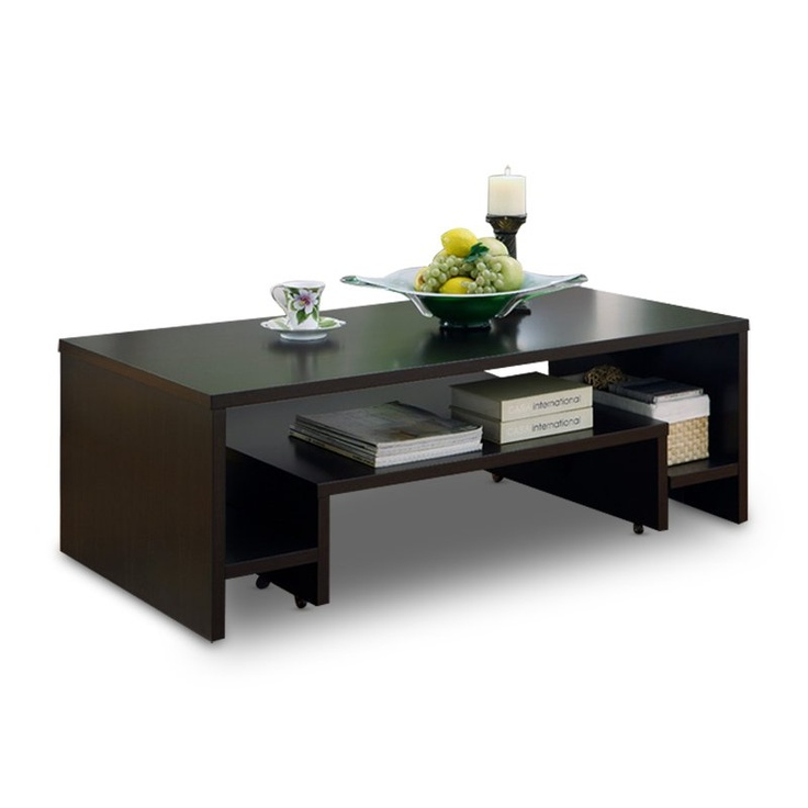 47 in. 2-in-1 Coffee Table at the Foundary/ tv table?