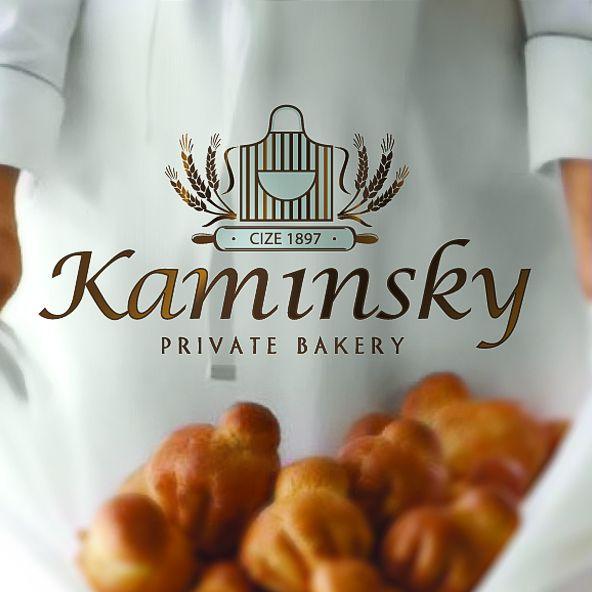 логотип частной пекарни