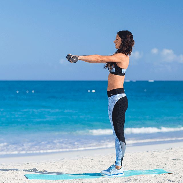 10 Tone It Up Commandents For a Bikini Body