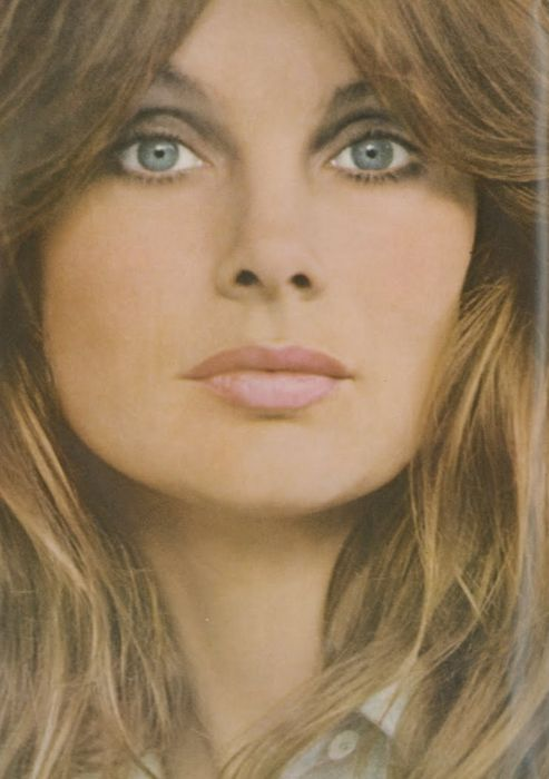 Jean Shrimpton • David Bailey • Vogue UK, October 15th, 1972