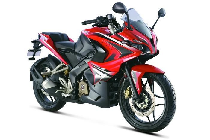 Bajaj Pulsar RS200 ABS Price, Specs, Review, Pics & Mileage in India