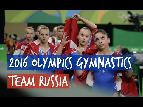 Team Russia, with Aliya Mustafina as their leader, showed some of the most beautiful gymnastics seen at the 2016 Olympics.  #gymnastics #artisticgymnastics #russiangymnastics #sports