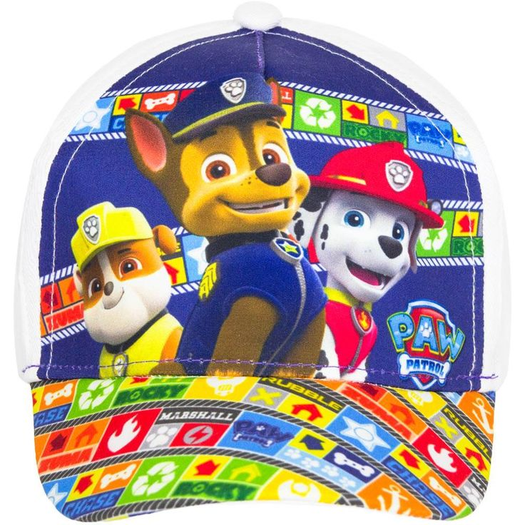 Paw Patrol Pet - Rubble, Chase & Marshall (Wit)