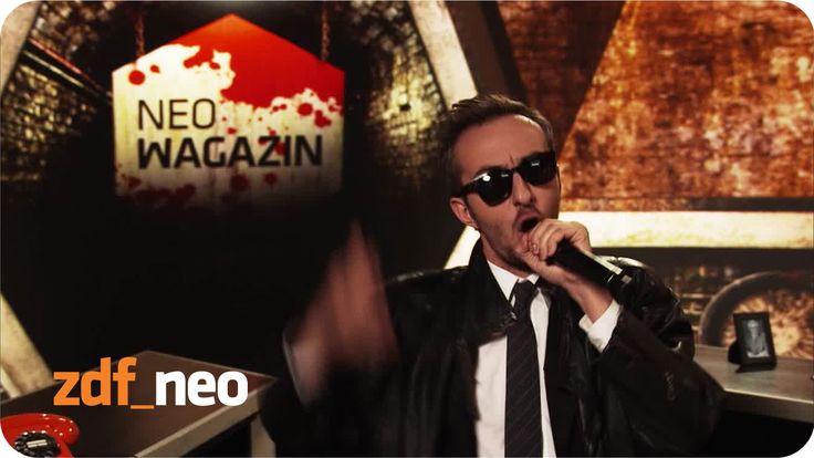 Neo Wagazin: Battlerap - NEO MAGAZIN mit Jan Böhmermann - ZDFneo
