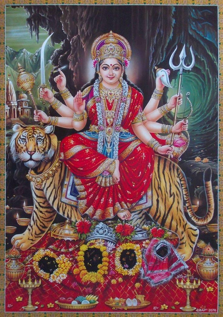 Maa Vaishnodevi