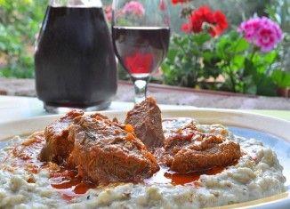 Το απόλυτο φαγητό…Χουνκιάρ μπεγιεντί!!