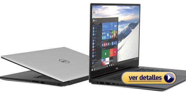Mejores laptops para estudiantes de arquitectura: Dell XPS 15