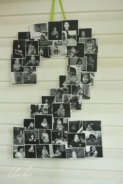 Cute way to display pics