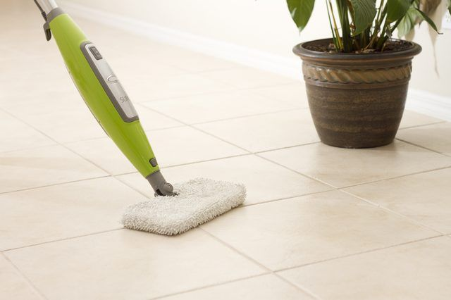 What to use to clean ceramic tile floors
