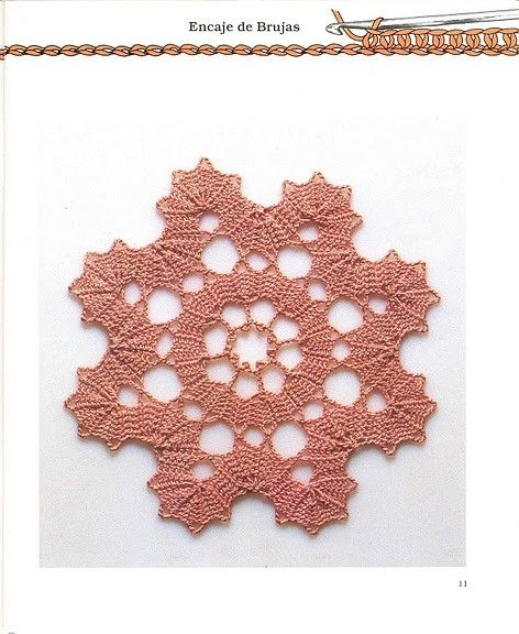 Class and Bruges Lace Patterns - Crochet Patterns
