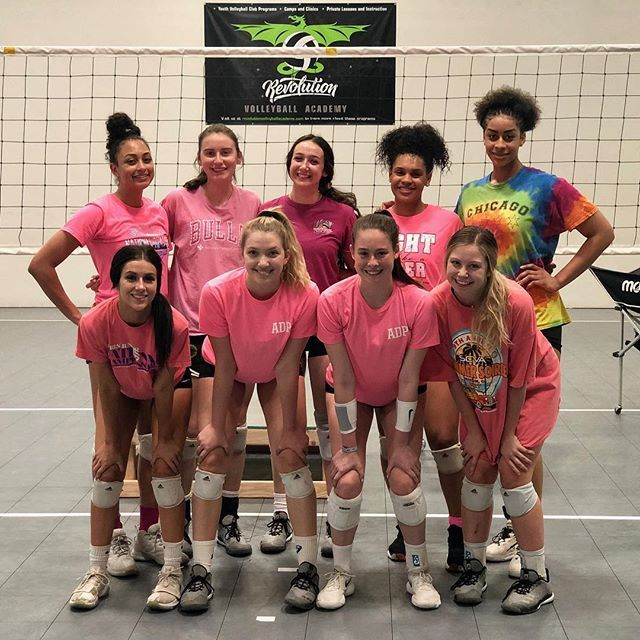 Pinkforadp Https Ift Tt 2yjgthr Sports Jersey Volleyball Instagram