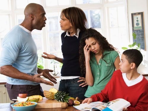 Check out 10 things children of #divorce wish their parents wouldn't do. #family
