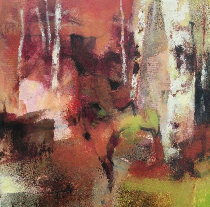 Hermoso cuadros de la serie meditación_6 de la artista Claudia Rojas http://familycenter.co/67-arte-cuadros-y-dibujosclaudia-roj… Tamaño: 40 x 40cm Técnica: Acrílico sobre lienzo