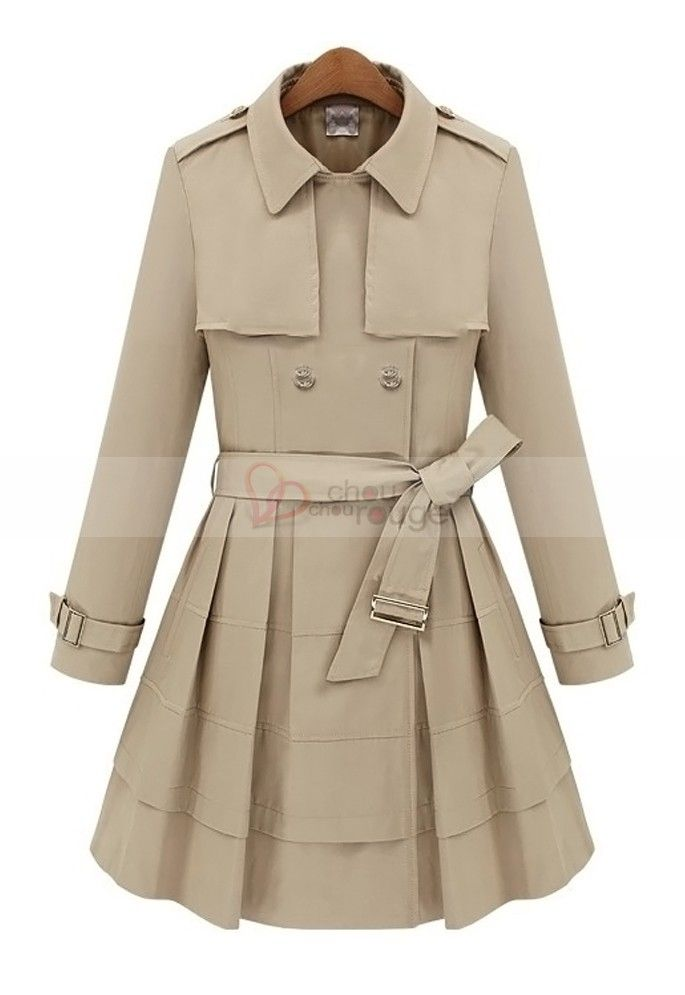 31 best manteaux coupe vent et trenchs images on pinterest coats windbreaker and double breasted - Manteau coupe masculine pour femme ...