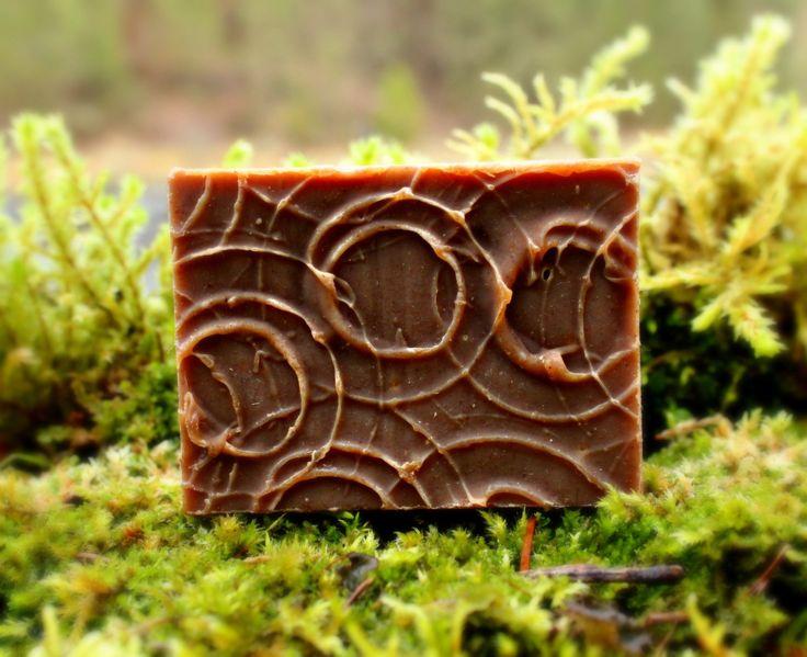 Henna Blonde Probiotic Shampoo Bar, Organic and Medicinal
