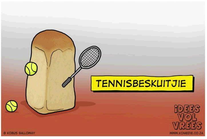 Tennisbeskuitjie