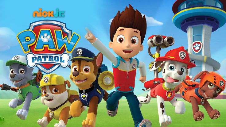 Paw Patrol Wallpaper S2 Show Info  Toggle