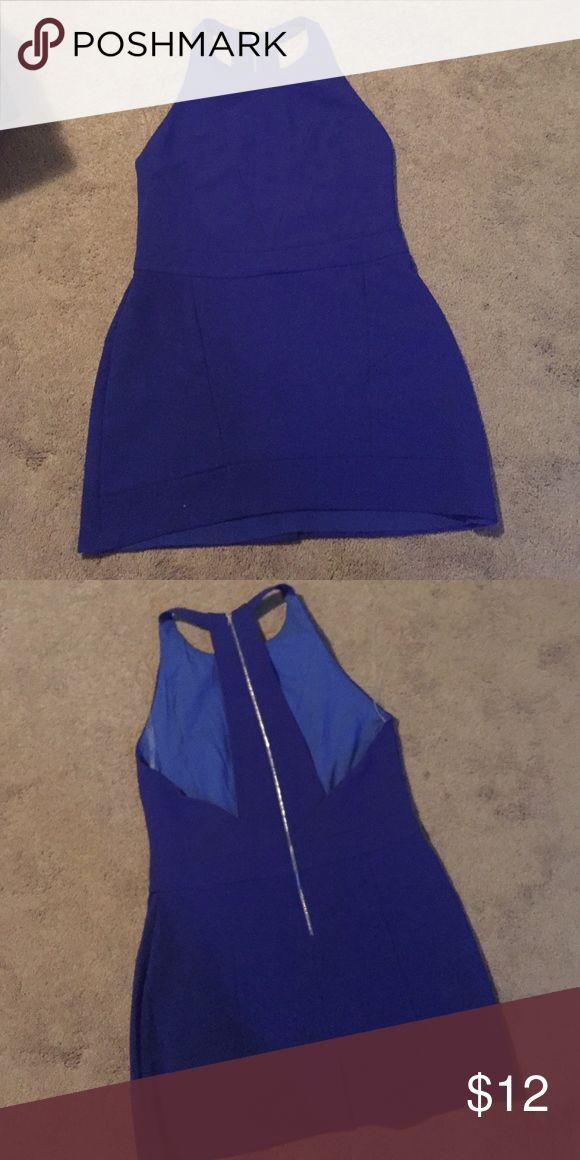 Girls night out Dress Royal blue, short, club/night out dress. Size medium. lovemarks. Dresses Mini