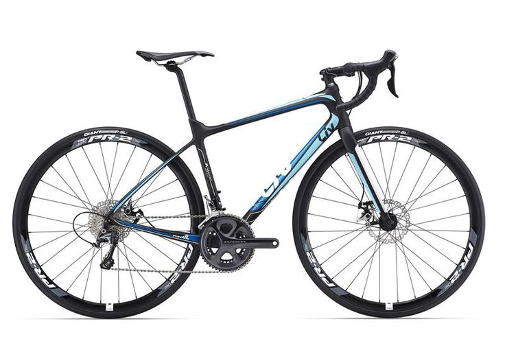 Liv Avail Advanced 1 This is a bike I'll probably only ever ride in my dreams. But what dreams they will be.