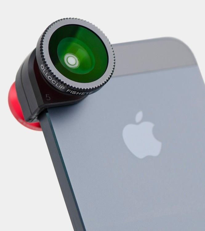 Ollo Clip 3-in-1 iPhone Lens