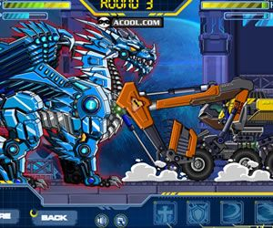 Excavatorul Robot
