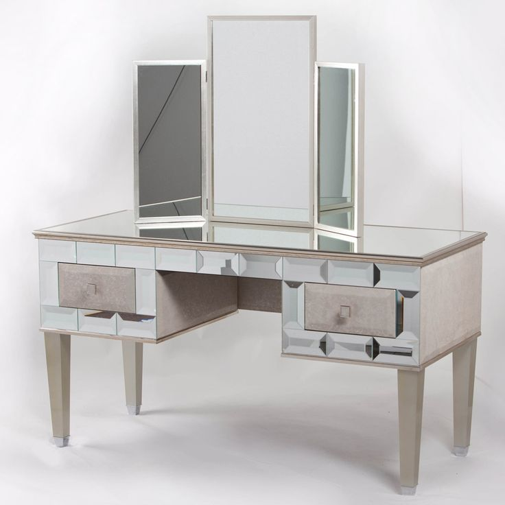 Contemporary Dressing Table Mirror