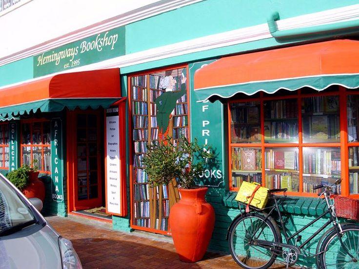 Hemingways Bookshop, Hermanus, South Africa
