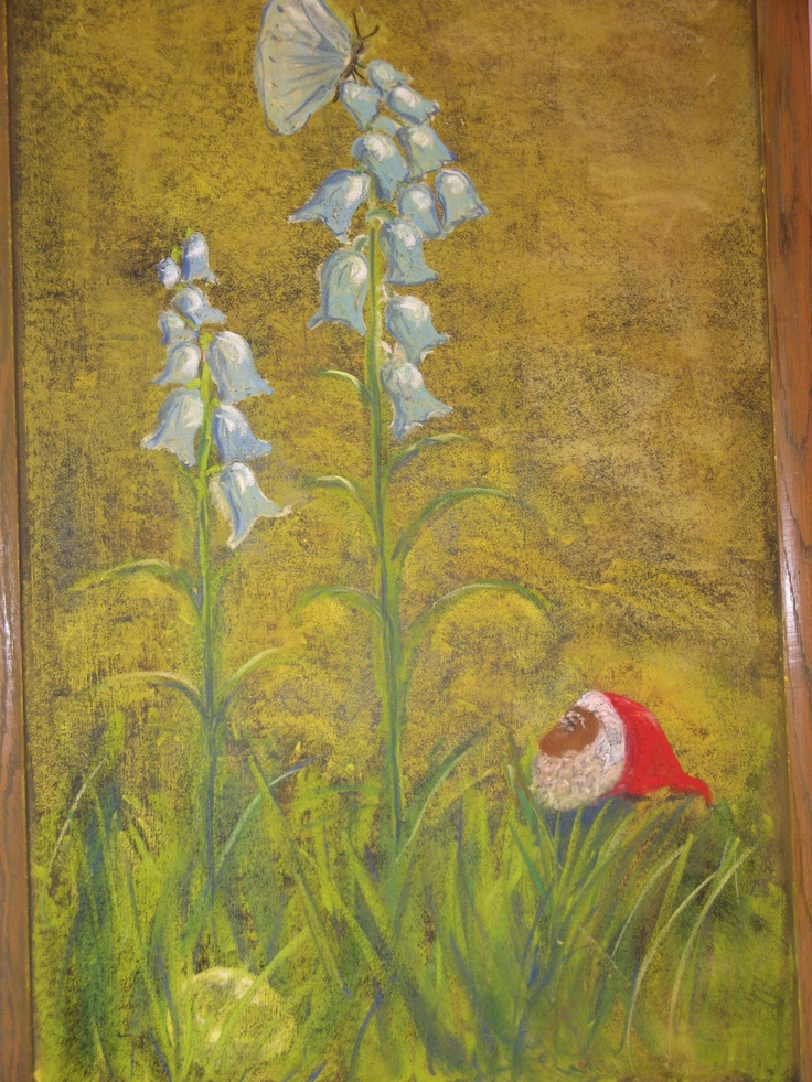 white coral bells ~ first grade
