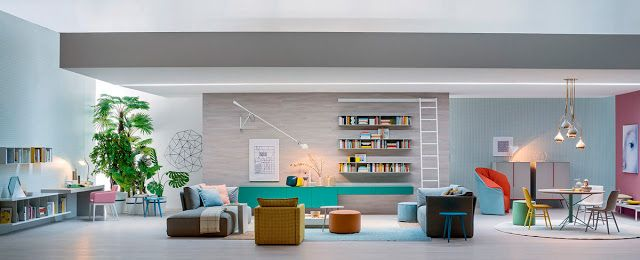 O Design Italiano em Londres | Larissa Carbone Arquitetura