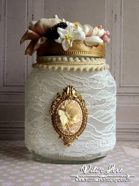 Decorated Jar