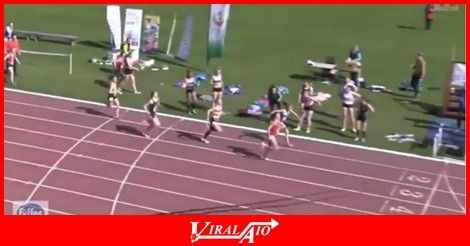 IUAA Womens 4 x 400m Relay Final – What a Finish!!   - #Viral #Trending #Videos #Video #Clips #Picture #Pictures #Pic #Pics #Funny