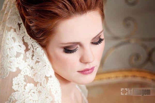 maquiagem para noivas ruivas - Pesquisa Google