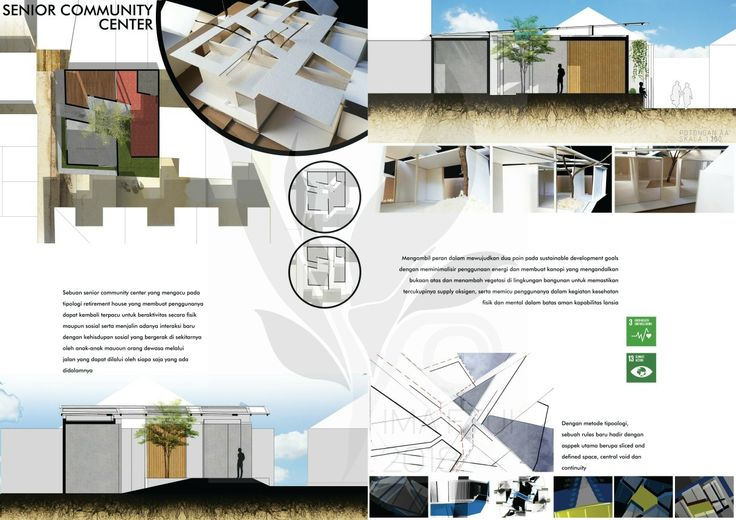 SENIOR COMMUNITY CENTER_Frista Puspita_Arsitektur 2014