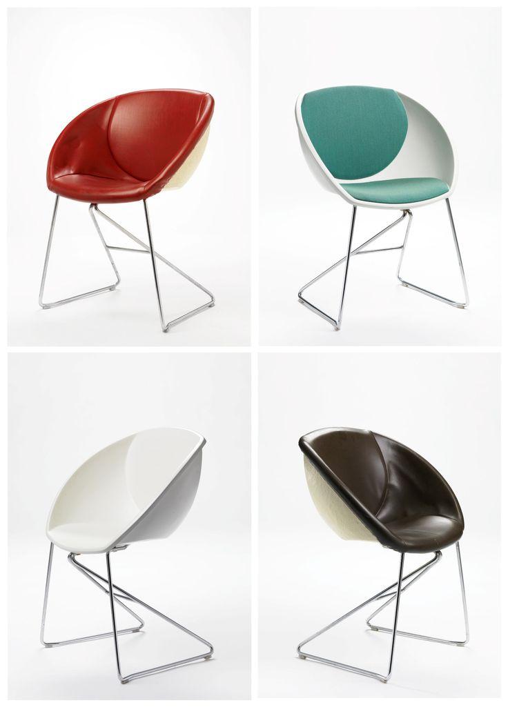 Popcorn chair, by Sven Ivar Dysthe 1968