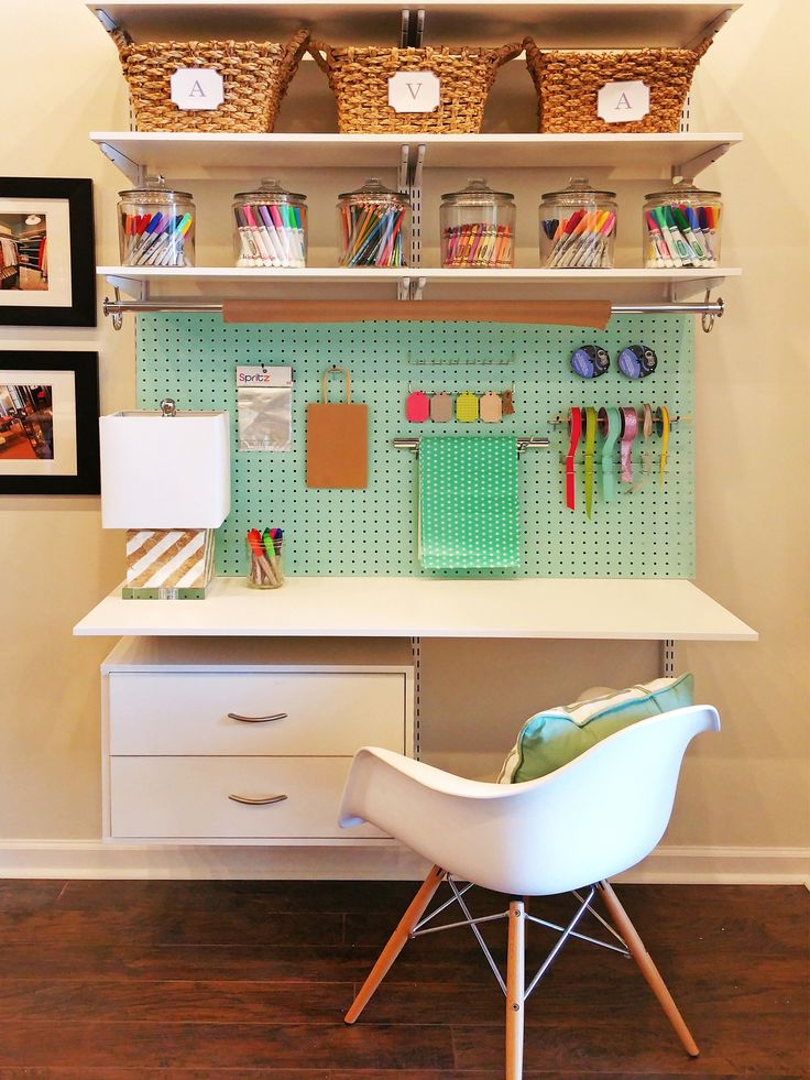 The showroom features beautifully organized vignettes from all areas of a home and office.