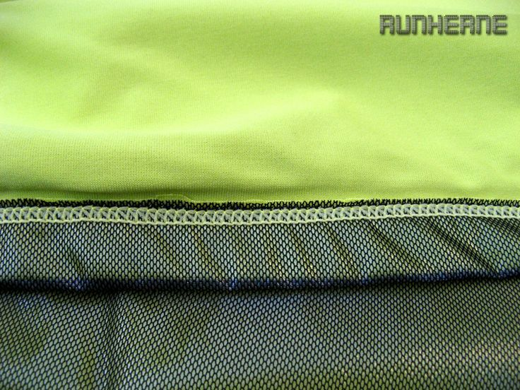 Rono He-X-Shirt - untere Naht Detail