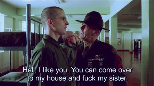 Full Metal Jacket Joker Quotes