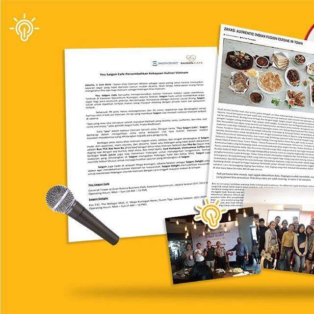 Featured Clients: Saigon Delight - @saigon_delight  Saigon Cafe - @saigon_cafe  ASW Security - @aswsecurity  Zanas Indian Fusion - @zanasjakarta . . . . . . . . #creative #onlinemarketing #socialmedia #advertisingagency #marketing #advertising #brandconsultant #branding #logo #brandidentity #design #merchandise #uxdesign #uidesign #inspiration #digital #ux #ui #website #webdesign #management #logotype #print #printdesign #infographic #publicrelations #advertising #events
