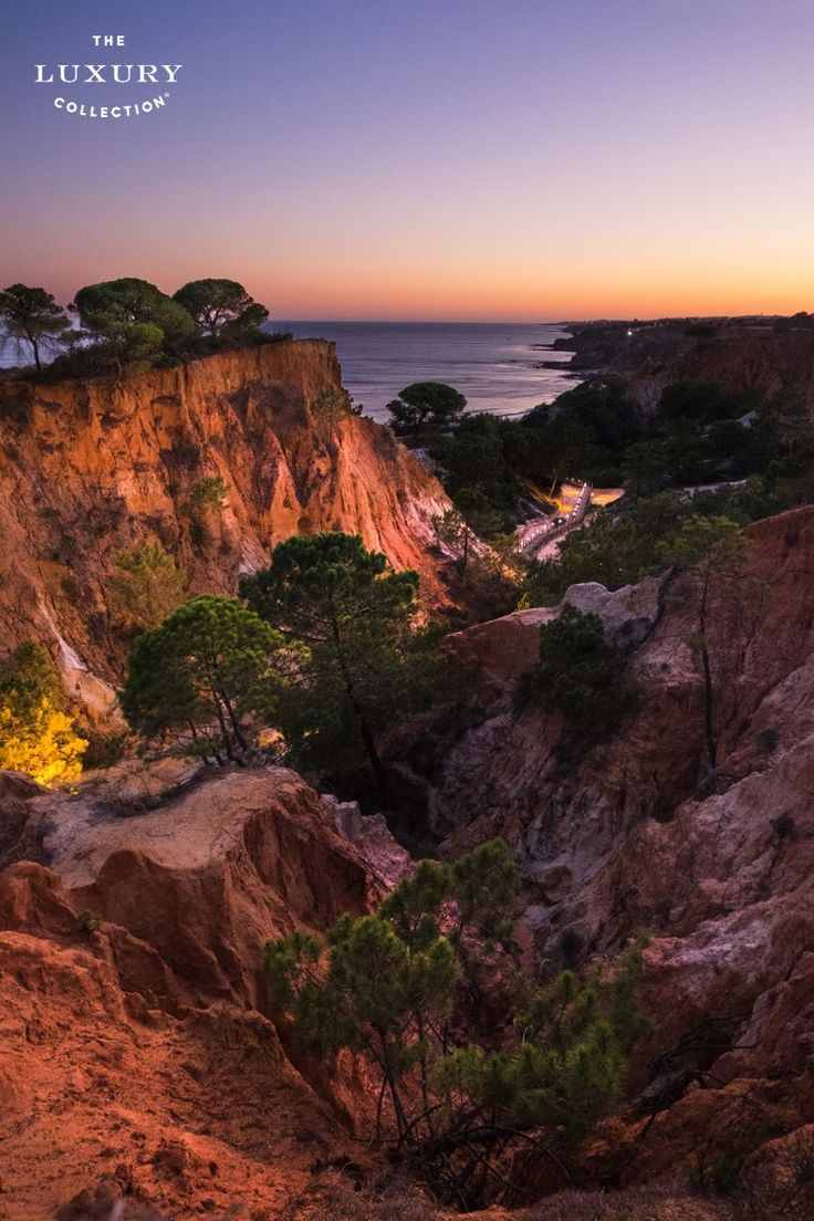 Discover Albufeira's white sand beaches and dramatic coastline.