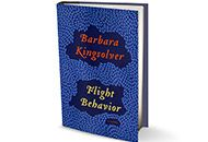 Flight Behavior  By Barbara Kingsolver  448 pages   In Barbara Kingsolver's enthralling novel Flight Behavior, millions of brightly colored monarch butterflies inexplicably migrate to a mountain in rural Tennessee, sparking events that will transform Dellarobia.