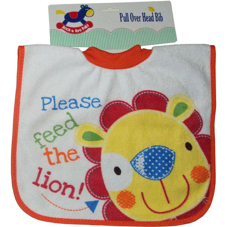 Ruokalappu, leijona http://www.vauvan-vaatteet.fi/vauvan-ruokalaput/vauvan-ruokalappu-leijona